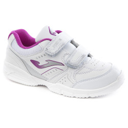 Obuwie Joma W.SCHOOL JR 819 WHITE-PURPLE