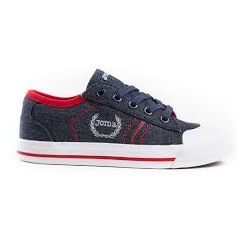 Obuwie Joma R.REVEL JR 903 NAVY-RED VELCRO
