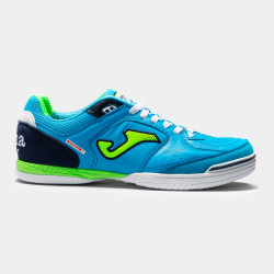 Obuwie Joma TOP FLEX INTER BLUE-FLUOR INDOOR