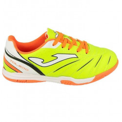 Obuwie Joma TOLEDO JR 611 FLUOR-ORANGE INDOOR