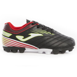 Lanki Joma TOLEDO JR 901 BLACK-RED RUBBER 24
