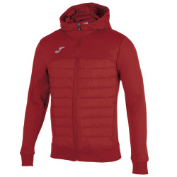 Kurtka bluza Joma BERNA WINDBREAKER RED
