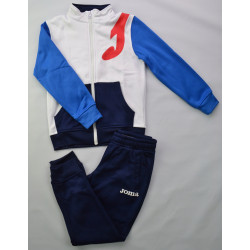 Dres Joma BACK TO SCHOOL WHITE-NAVY BLUE